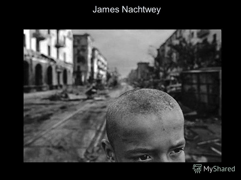James Nachtwey