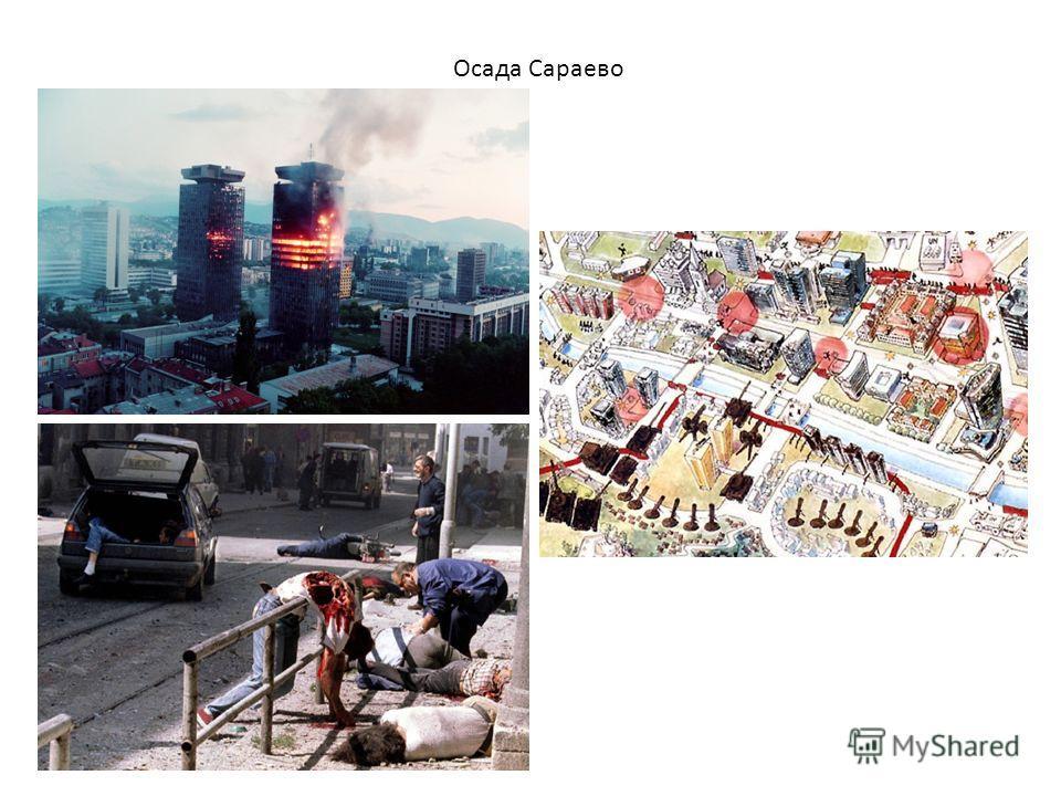 Осада Сараево