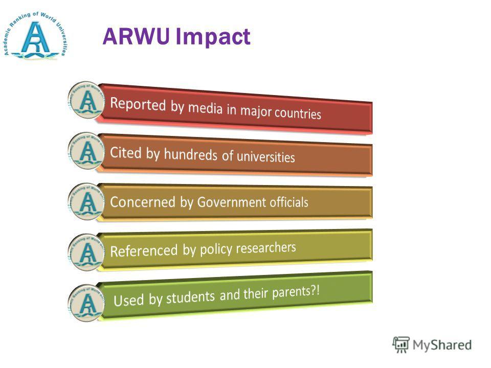 ARWU Impact