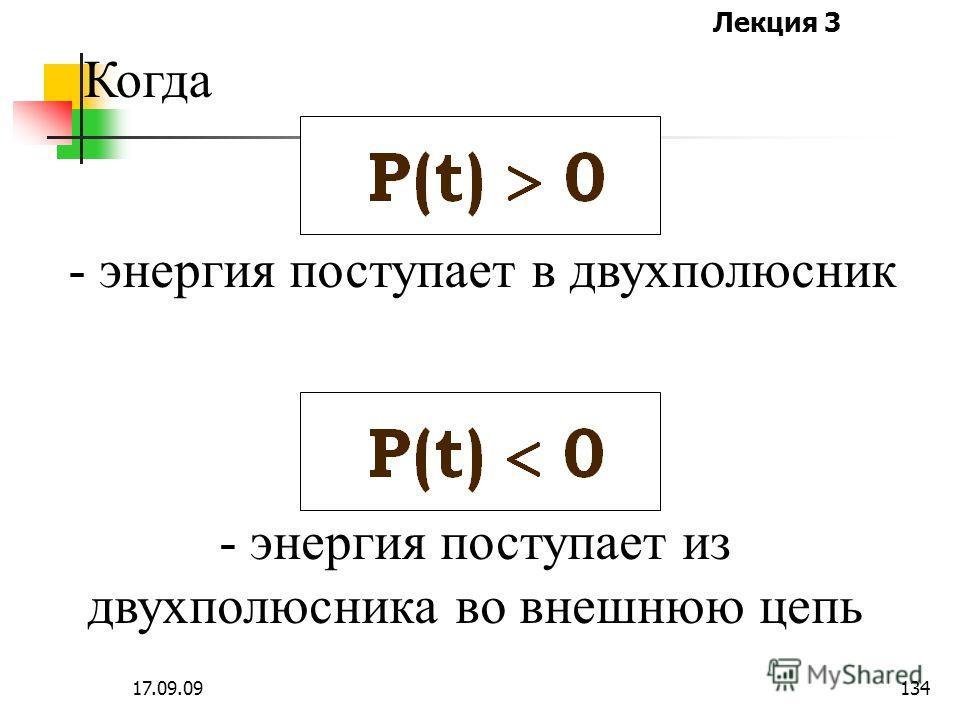 Лекция 3 17.09.09133 t Вт P(t) S+P S-P S S P