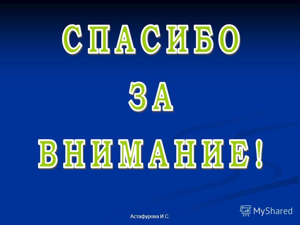 Астафурова И.С. 4 6 3 5 12