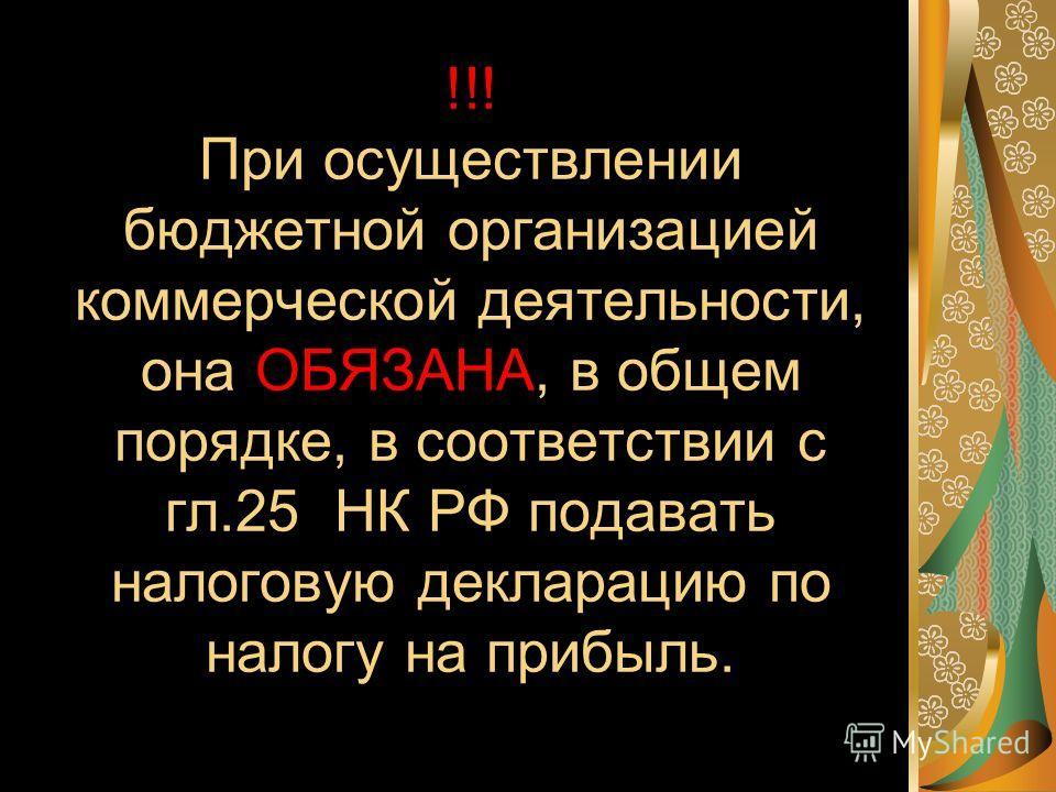 *** В соответствии с п.4 ст.321.1 НК РФ при определении НАЛОГОВОЙ БАЗЫ к расходам, связанным с осуществлением коммерческой деятельности, относятся суммы амортизации, начисленные по имуществу, приобретенному для осуществления данной деятельности ***