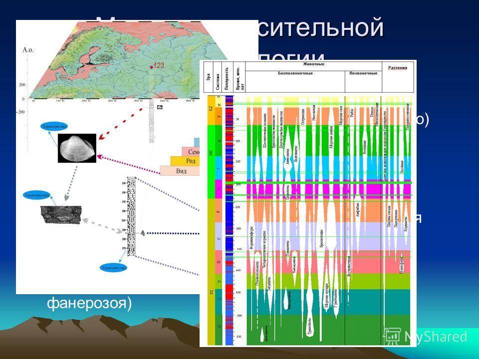 Методы относительной геохронологии. Структурный метод (базируется на анализе;Принцип Стенона;Принцип Головкинского) Событийная стратиграфия (Катастрофы) Циклостратиграфия (глобальные цикличные процессы) Магнитостратиграфия (является ведущим для геохр