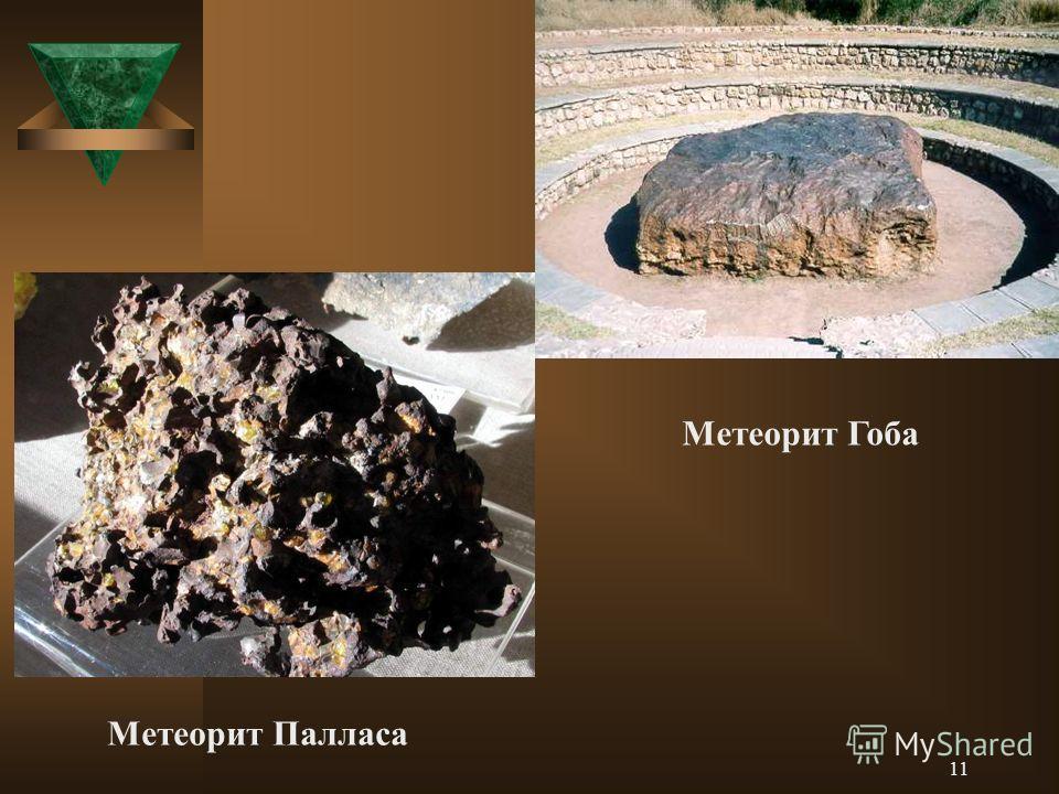 Метеорит Палласа Метеорит Гоба 11