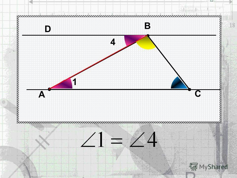 A B C D 1 4