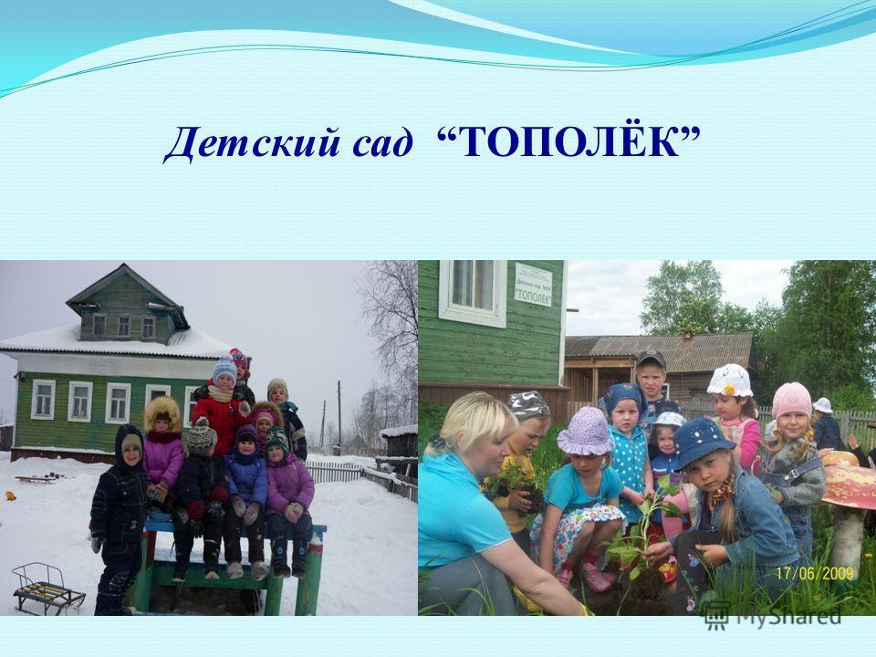 У школы есть структурное подразделение – детский садТОПОЛЁК, заведующей которого является Обухова Светлана Витальевна