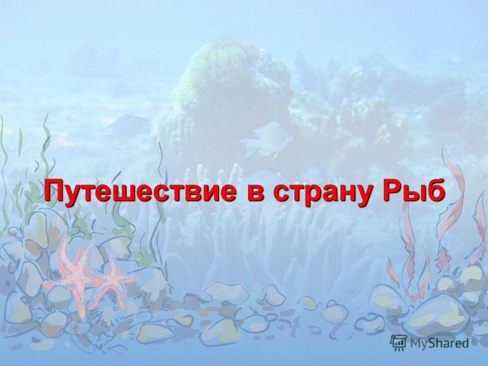 Путешествие в страну Рыб