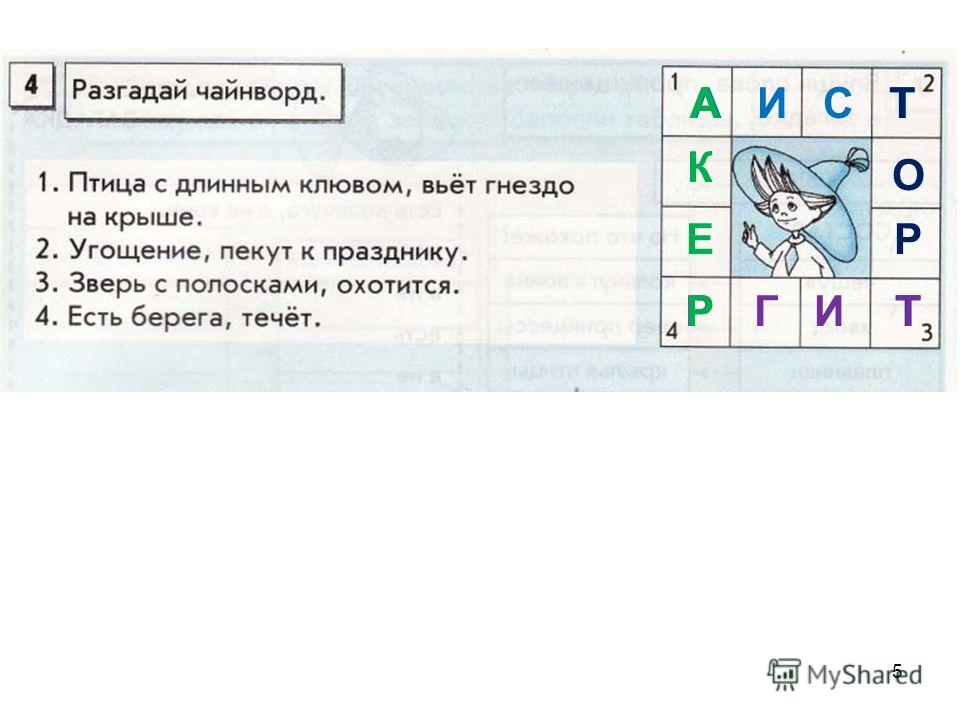 А И С Т О Р Т К Е А Р Т Г ИТР 5