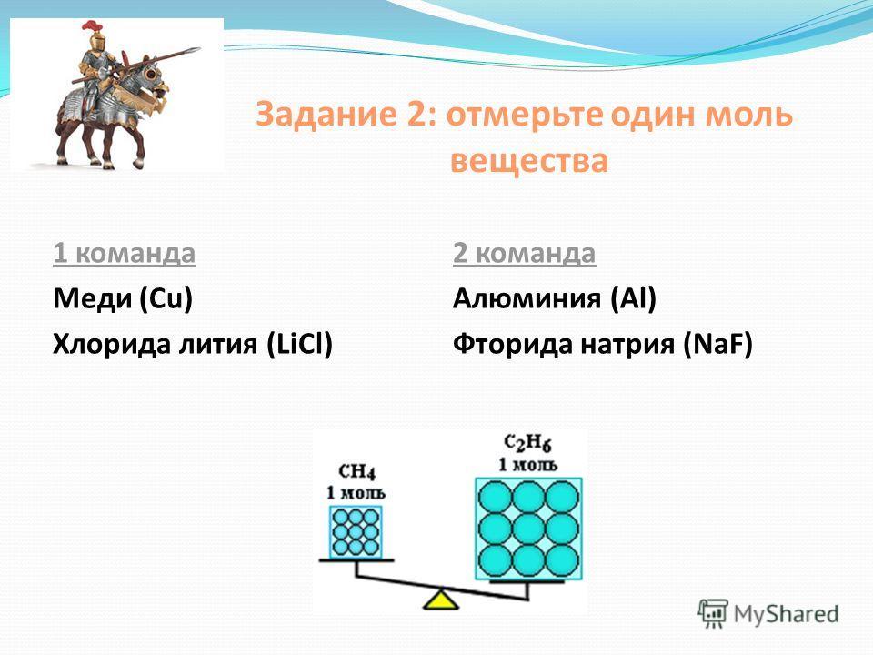 Тур 3. Химическая точность измерений