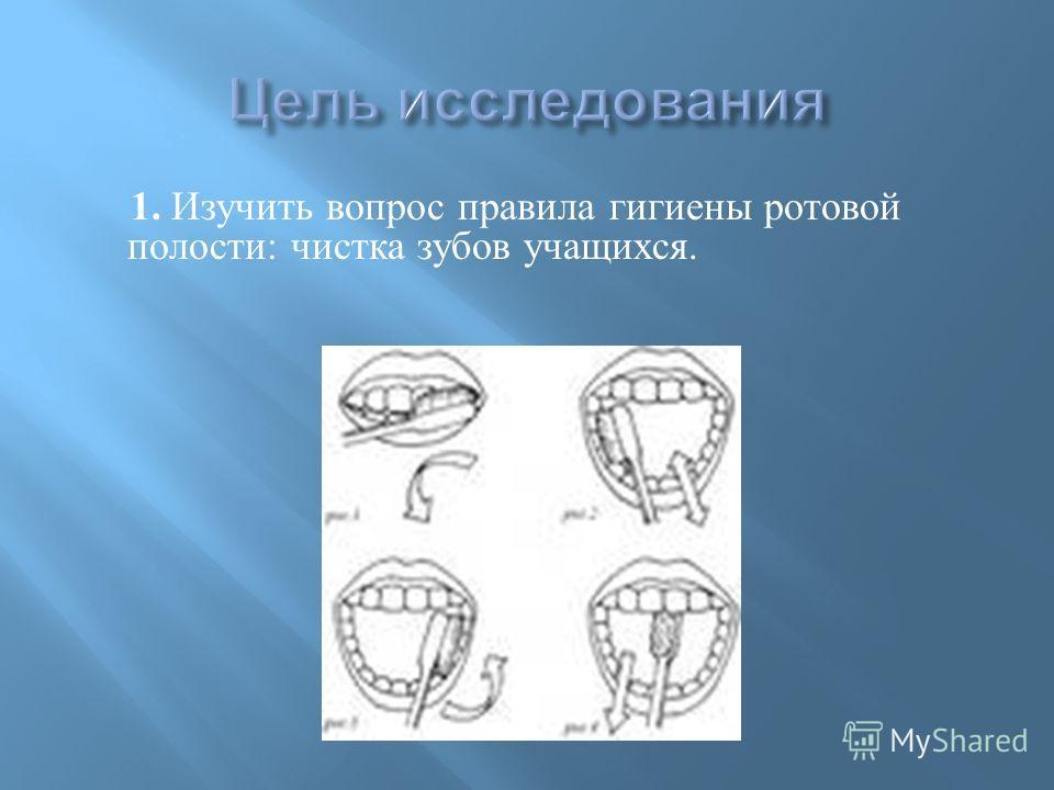 Презентация на тему Берегите зубы Доклад Скачать бесплатно и  Изучить вопрос правила гигиены ротовой полости чистка зубов учащихся
