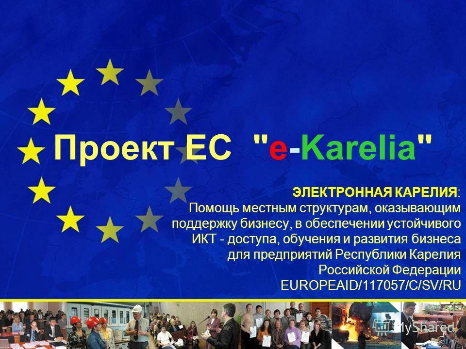 8 Проект ЕС