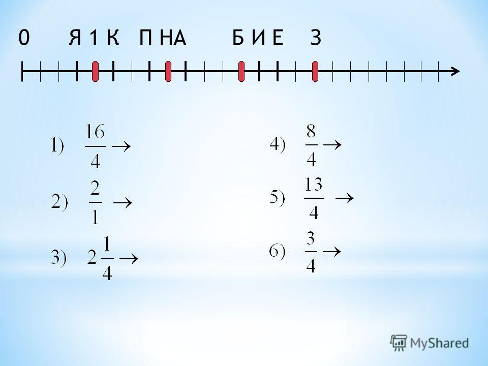 0 Я 1 К П НА Б И Е З