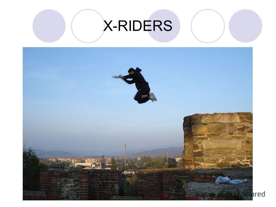 X-RIDERS
