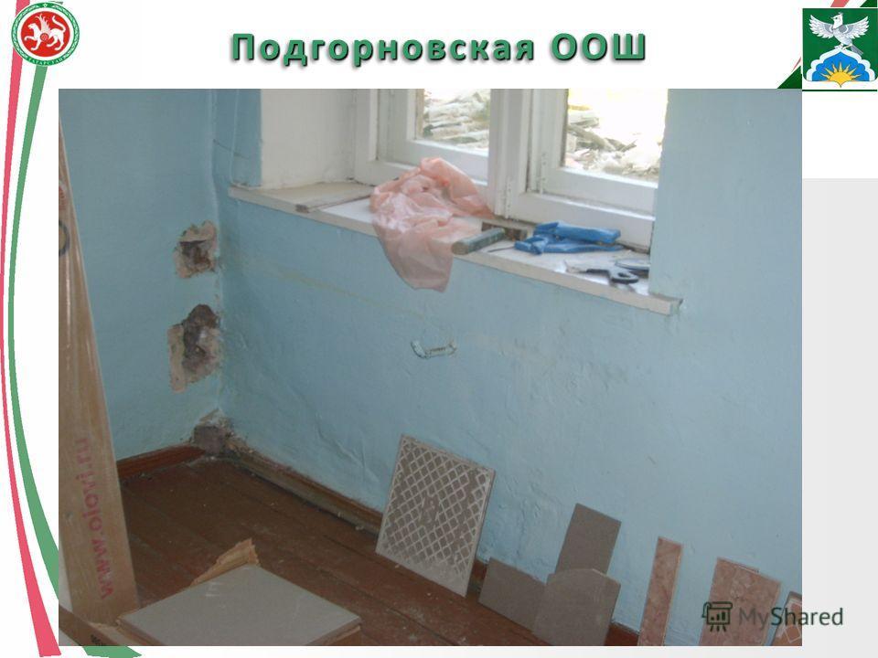 Подгорновская ООШ