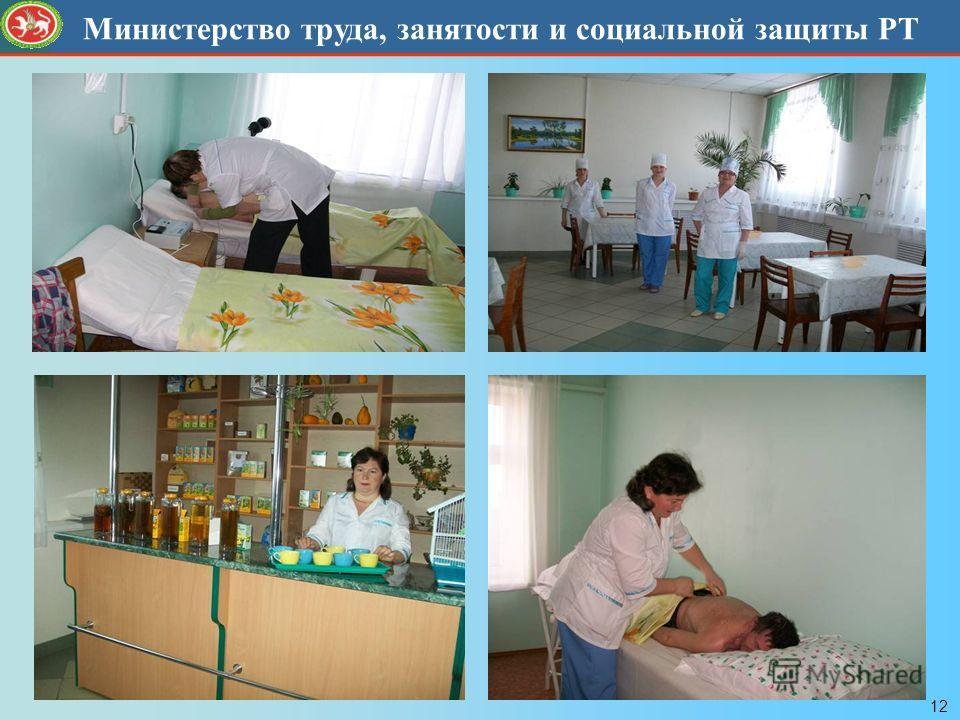 Министерство труда, занятости и социальной защиты РТ 12