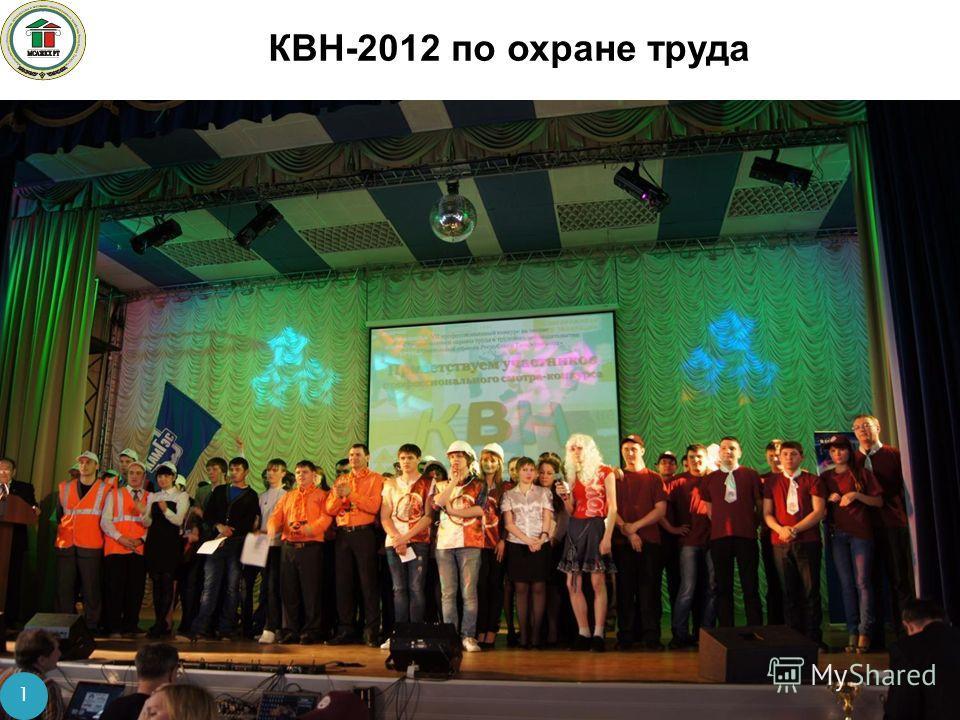 1 КВН-2012 по охране труда