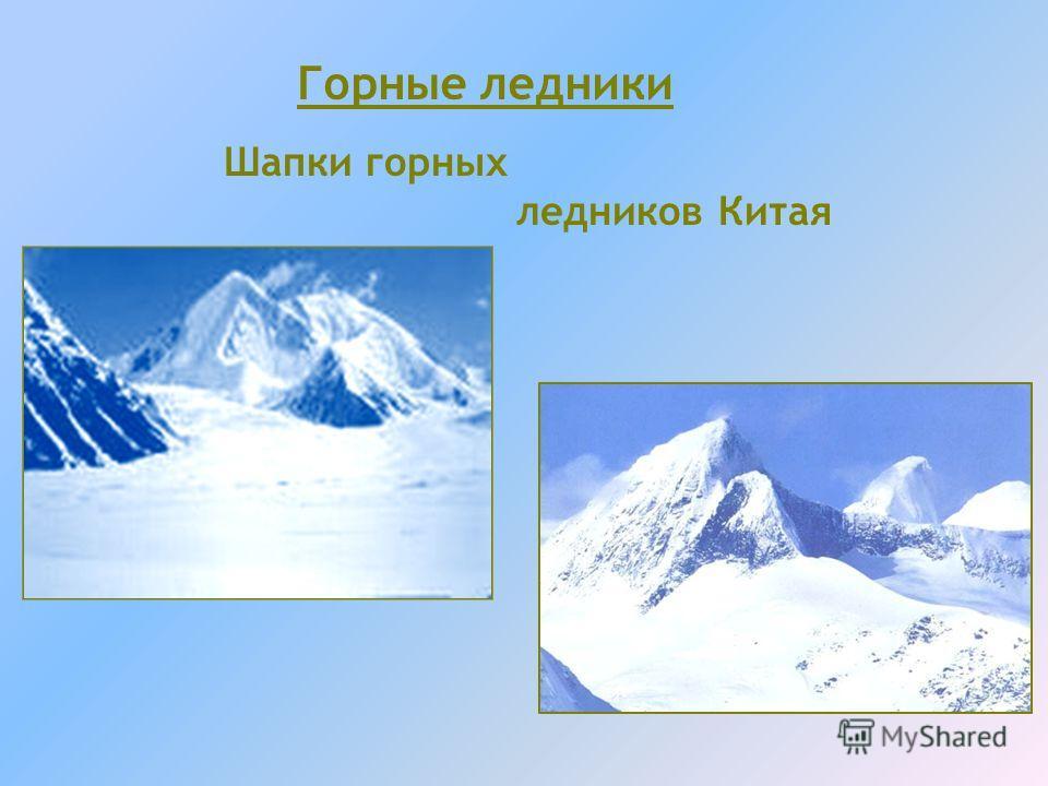 Покровные ледники Ледники Антарктиды