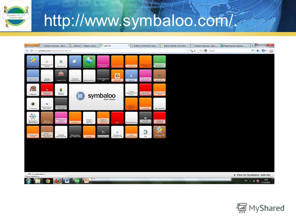 http://www.symbaloo.com/.