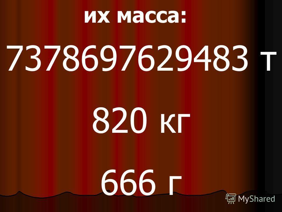 Всего на поле 18446744073709551615 зёрен Если масса одного зерна 0,4 г, то…