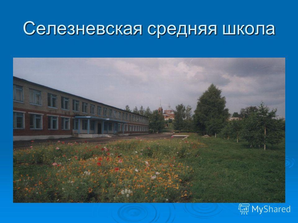Селезневская средняя школа