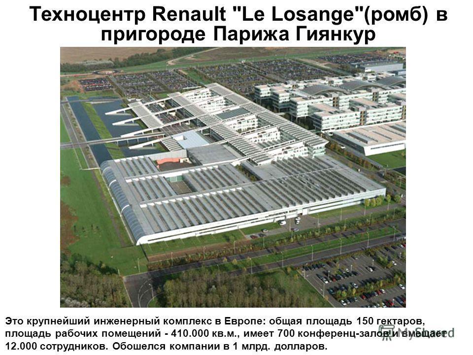 Техноцентр Renault
