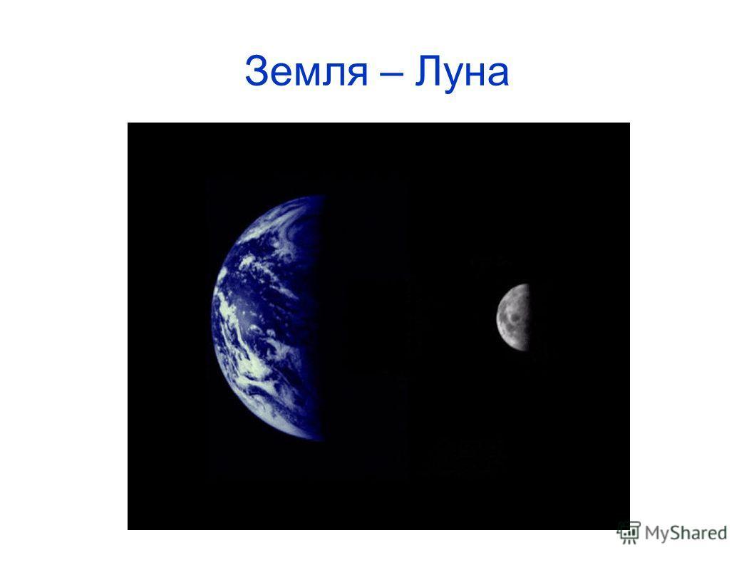 Земля – Луна