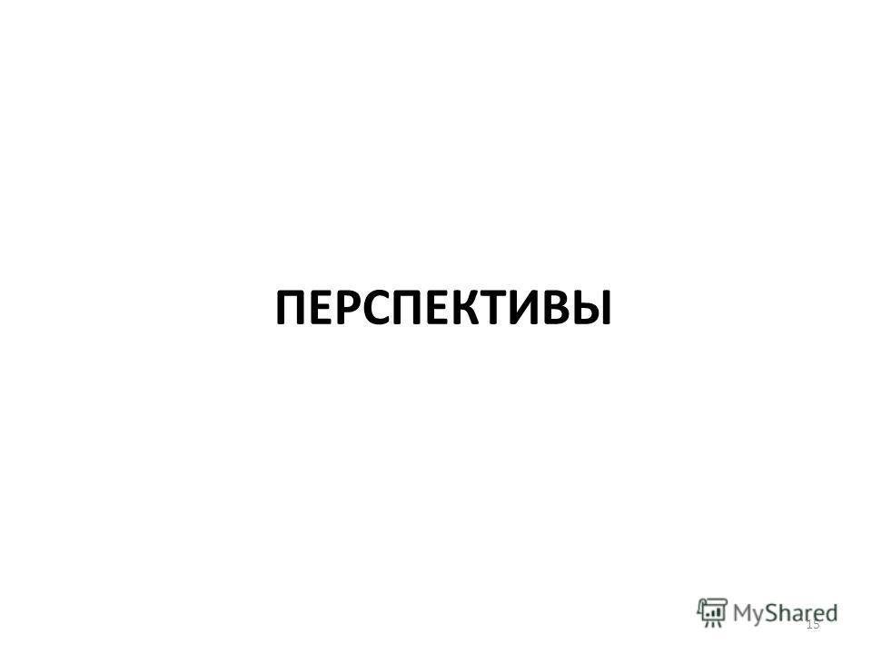 ПЕРСПЕКТИВЫ 15