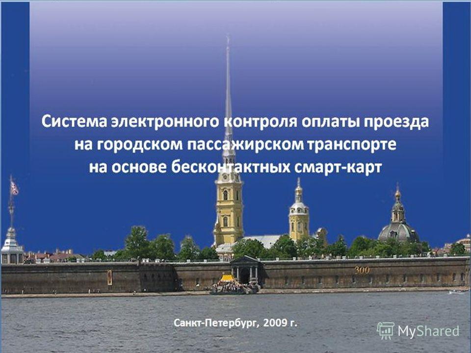 Санкт-Петербург, 2009 г.