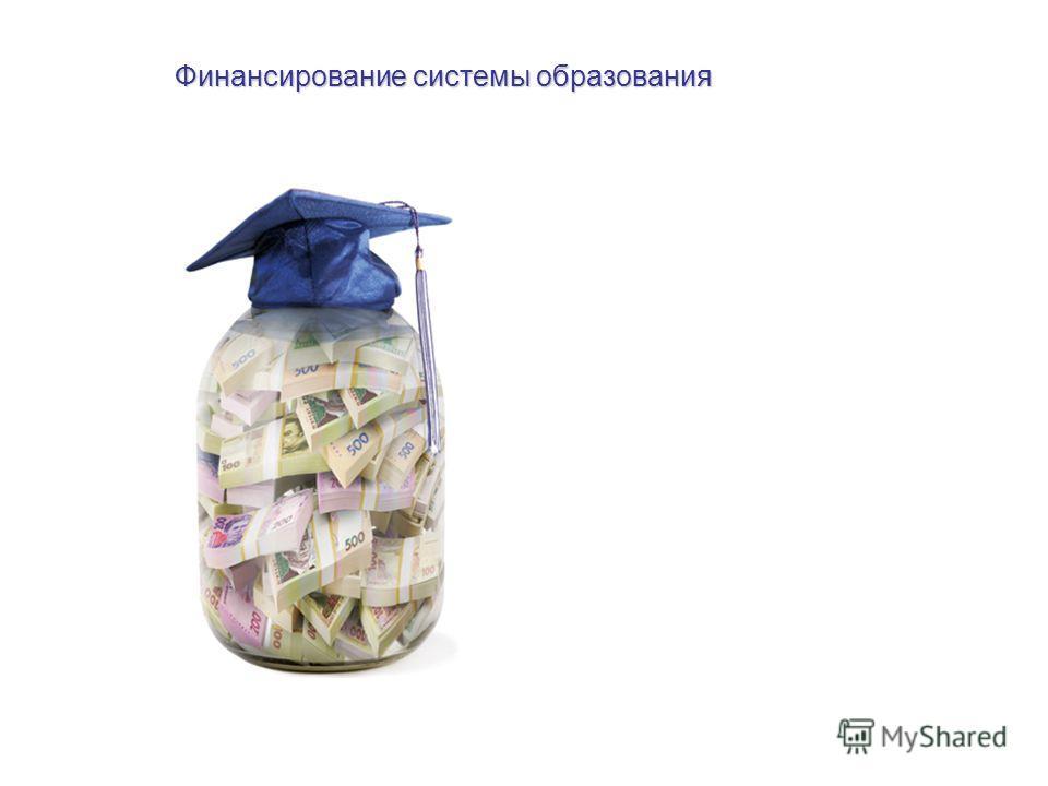 Финансирование системы образования Высшая школа экономики, Москва, 2013