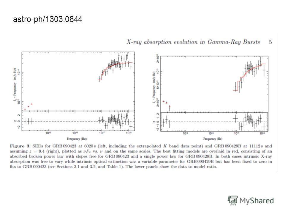 astro-ph/1303.0844