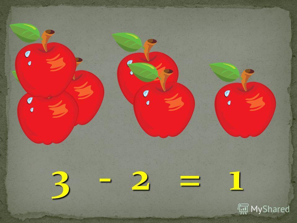 3 - - 1 = = 2 2