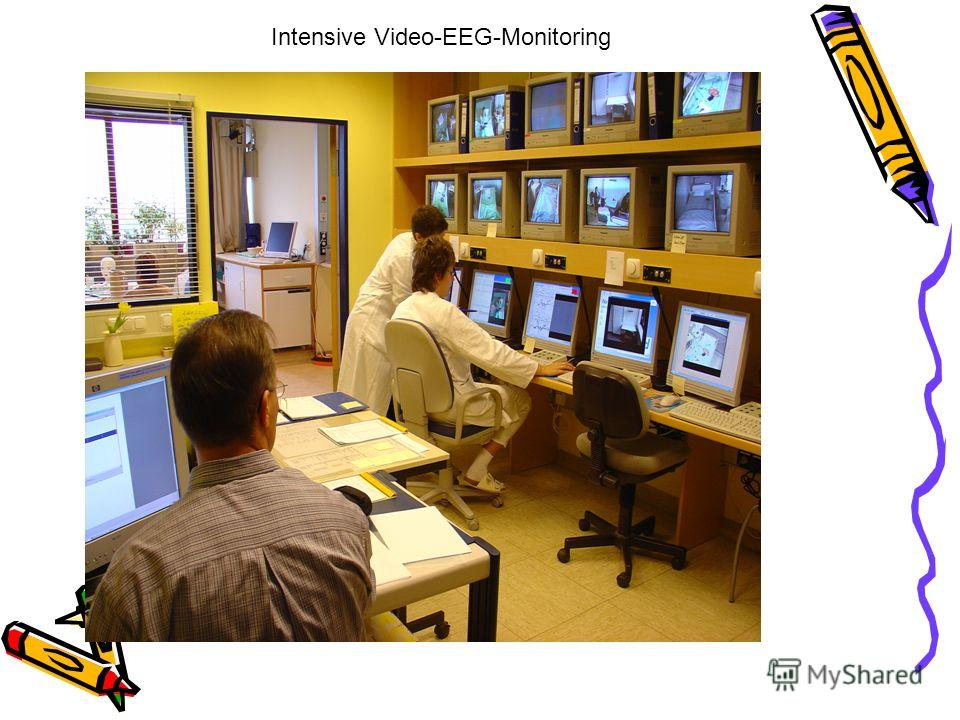 Intensive Video-EEG-Monitoring
