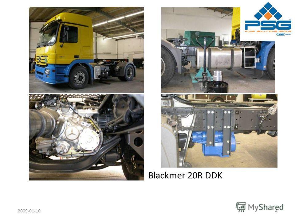2009-01-104 Blackmer 20R DDK