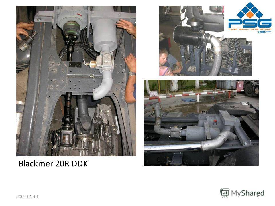 2009-01-106 Blackmer 20R DDK
