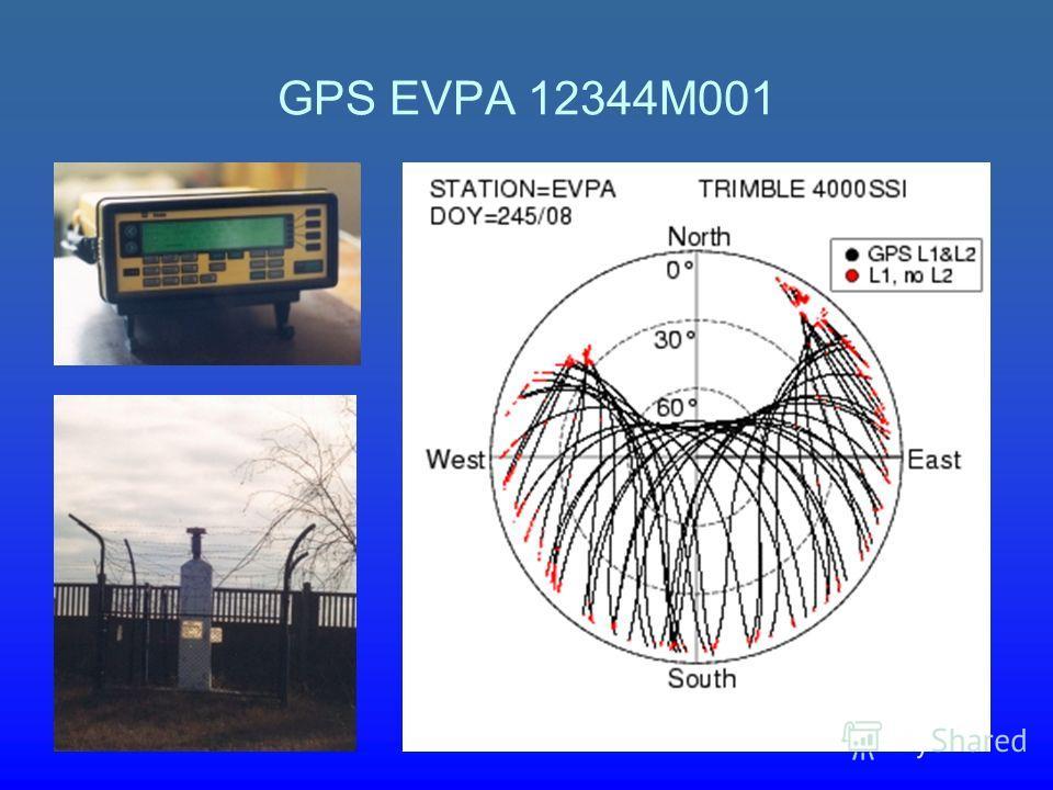GPS EVPA 12344M001