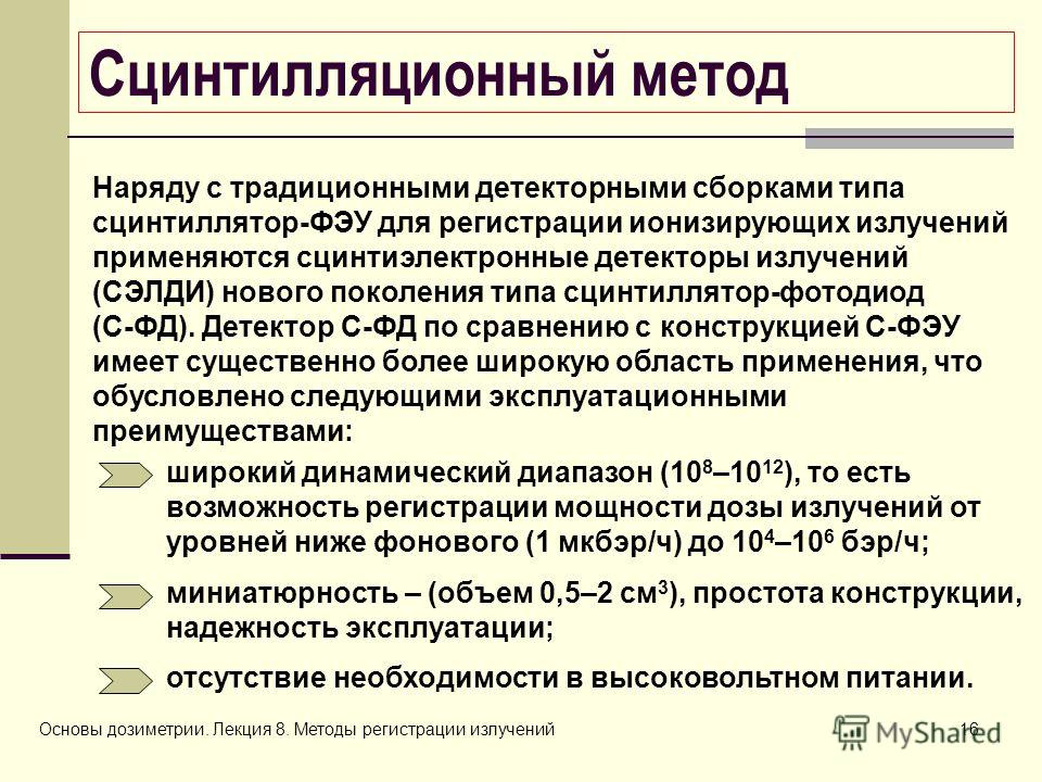 Детектор С-ФД
