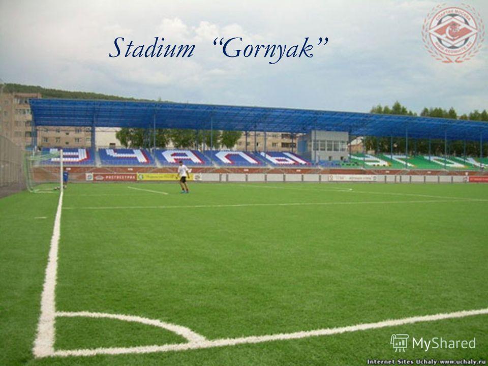 Stadium Gornyak