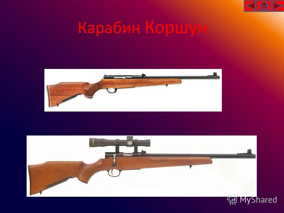 Карабин Коршун