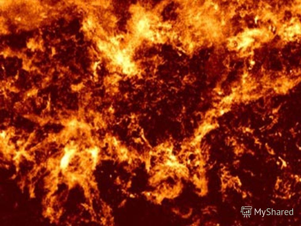 Так выглядела молодая Вселенная через 300 тыс. лет после Большого взрыва.