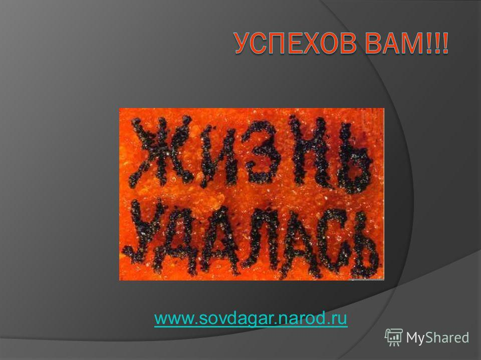 www.sovdagar.narod.ru