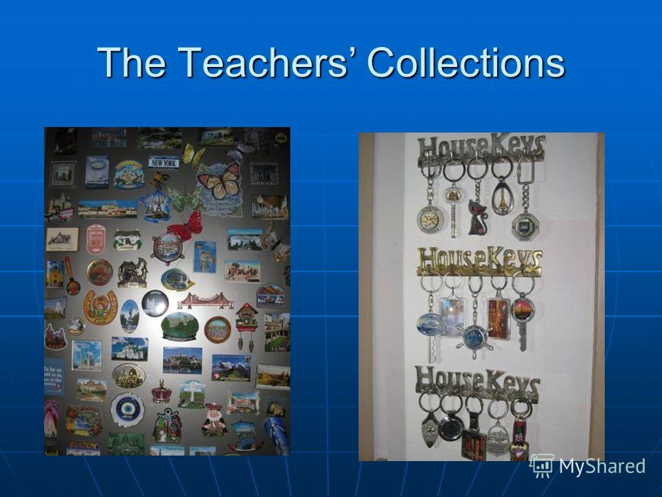 The Teachers Collections