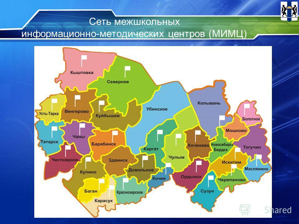 Сеть межшкольных информационно-методических центров (МИМЦ)