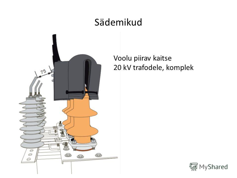 Voolu piirav kaitse 20 kV trafodele, komplek