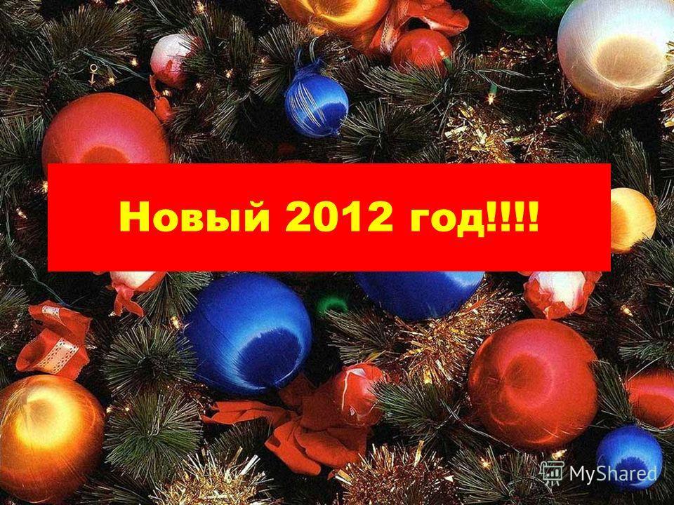 Новый 2012 год!!!!