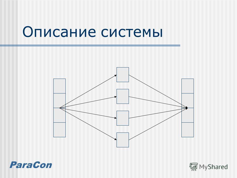 ParaCon Описание системы