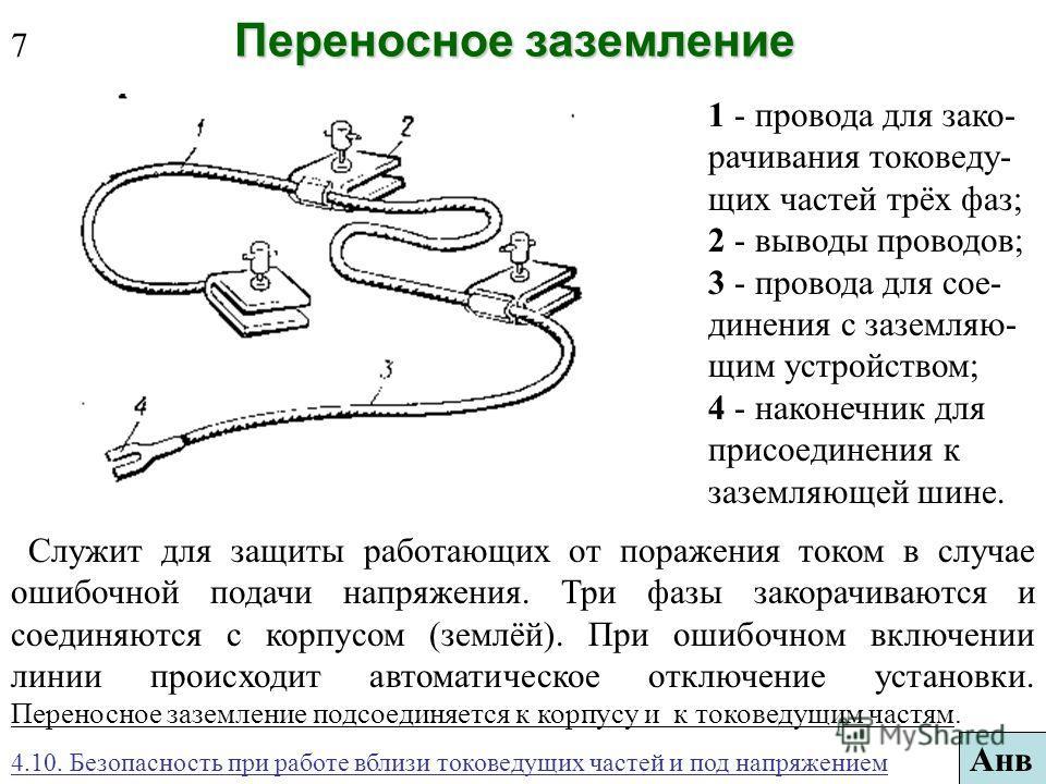 Свойства и принцип работы указателей напряжения ДвухполюсныеОднополюсные Служат для определения наличия напряжения между двумя фазами и фазой и землёй. Применяют для диапазона напряжений от 200 до 500 В. Указатель напряжения включает сигнальную неоно