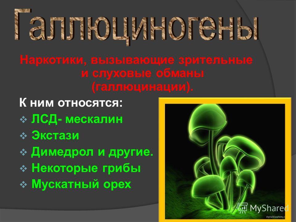 Вещества, стимулирующие центральную нервную систему К ним относятся: Кокаин Эфедрин Кат