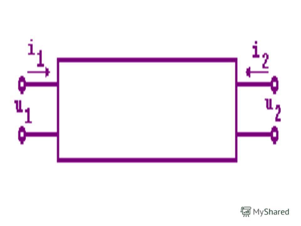 Параметры транзистора как элемента цепи. Транзистор является управляемым элементом цепи. Если на входе транзистора нет управляющего сигнала, то он является пассивным элементом. Если к входу транзистора приложено переменное напряжение, то транзистор п