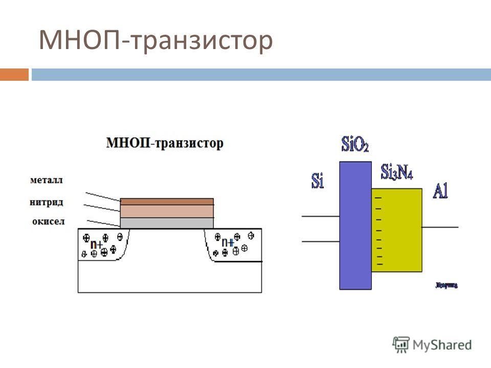 МНОП - транзистор
