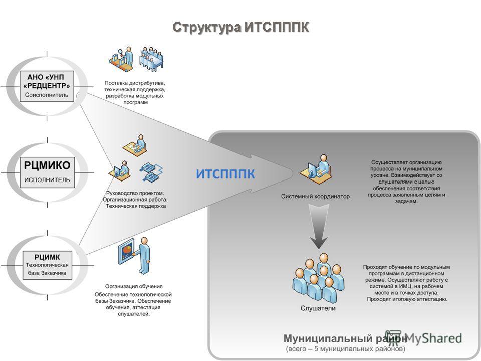 Структура ИТСПППК